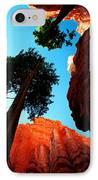 Utah - Navajo Loop 4 IPhone Case by Terry Elniski