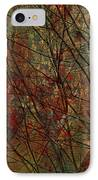 Vines And Twines  IPhone Case by Jerry Cordeiro