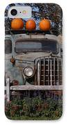 Vintage Harvest IPhone Case by Kimberly Perry