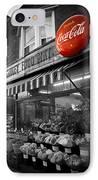 Vintage Store IPhone Case by Kamil Swiatek