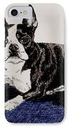 Wake Up IPhone Case by Susan Herber