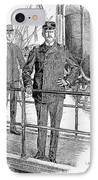 Wesley Merritt (1834-1910) IPhone Case by Granger