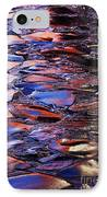 Wet Cobblestone Road IPhone Case by Jeremy Woodhouse