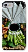 What's For Supper IPhone Case by Mitch Shindelbower