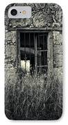 Window Of Memories IPhone Case by Stelios Kleanthous