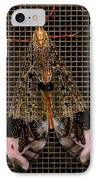 Wings Of Electricity IPhone Case by DigiArt Diaries by Vicky B Fuller