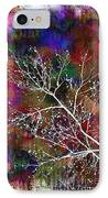 Winter Wishes IPhone Case by Judi Bagwell