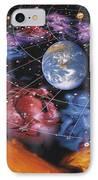 Zodiac Signs IPhone Case by Detlev Van Ravenswaay