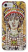 Theodora (c508-548) IPhone Case by Granger