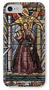 Sally Tompkins (1833-1916) IPhone Case by Granger