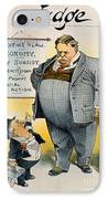 William Howard Taft IPhone Case by Granger