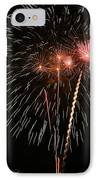 Fireworks IPhone Case by Marti Buckely