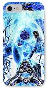 Heart And Lungs, 3d Ct Scan IPhone Case by Pasieka