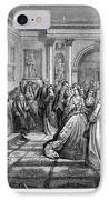 Washington Reception IPhone Case by Granger