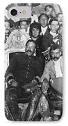 Francisco Pancho Villa IPhone Case by Granger