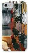 Industrial Powder Coating IPhone Case by Mark Sykes