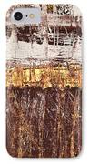 Untitled No. 3 IPhone Case by Julie Niemela