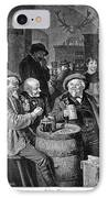 A German Tavern IPhone Case by Granger
