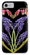 A Heart Of Hearts IPhone Case by Michael Peychich