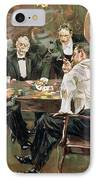 A Showdown IPhone Case by Albert Beck Wenzell