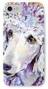 Above The Standard   IPhone Case by Pat Saunders-White