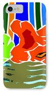Abstract 229 IPhone Case by Patrick J Murphy
