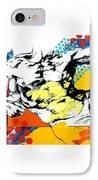 Adam IPhone Case by Jean Pierre Rousselet