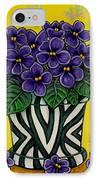 African Queen IPhone Case by Lisa  Lorenz