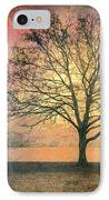 And The Morning Is Perfect In All Her Measured Wrinkles IPhone Case by Tara Turner
