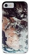 Apollo 11: Earth IPhone Case by Granger
