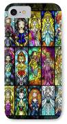The Princesses IPhone Case by Mandie Manzano
