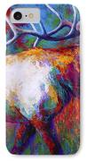 Autumn IPhone Case by Marion Rose