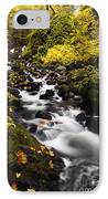 Autumn Swirl IPhone Case by Mike  Dawson