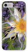 Bali Dream Flower IPhone Case by Christopher Beikmann