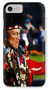 Band Leader IPhone Case by David Lee Thompson