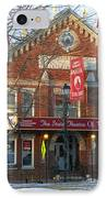 Barter Theatre IPhone Case by Karen Wiles