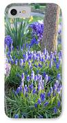 Beautiful Spring Day IPhone Case by Carol Groenen