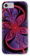 Bipolar IPhone Case by John Edwards