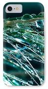 Blue Grass IPhone Case by Artist and Photographer Laura Wrede