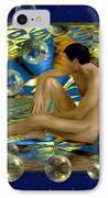 Book Of Dreams IPhone Case by Kurt Van Wagner