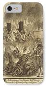 Book Of Martyrs, 1563 IPhone Case by Granger