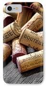 Bordeaux IPhone Case by Olivier Le Queinec