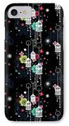 Cage Of Dreams IPhone Case by Ankeeta Bansal