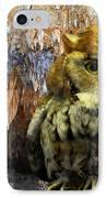 Cavern Watch IPhone Case by Lynda Lehmann
