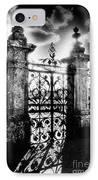 Chateau De Carrouges IPhone Case by Simon Marsden