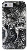 Cherubim Of Beasties IPhone Case by Otto Rapp