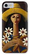 Cinco Margaritas IPhone Case by Oscar Ortiz