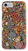 Colorful Rocks In Stream Bed Montana IPhone Case by Jennie Marie Schell