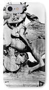 Coysevox: Mercury & Pegasus IPhone Case by Granger