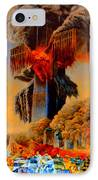 Cross Of The Third Millennium IPhone Case by Henryk Gorecki